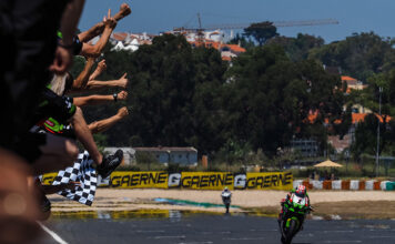 Rea Fights Back For Race 2 Victory As Redding Crashes From Second In Estoril Thriller