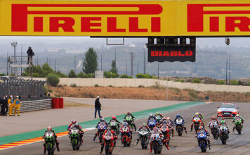 Redding Bounces Back With Slick Gamble To Take Race 2 Victory