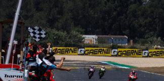 Redding Fends Off Razgatlioglu And Rea In Epic Three-way Race 1 Battle