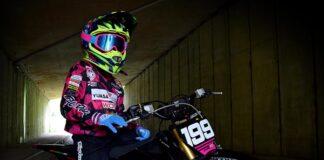 Rising Motocross Star 11-year Old Olivia Reynolds Gets Yuasa's Backing