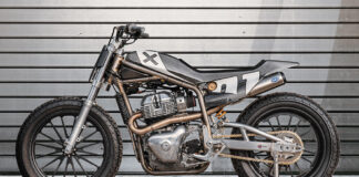 Royal Enfield Twins Ft To Debut At Uk Flat Track Competition