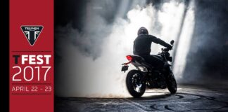 Triumph Announces Tfest – A Nationwide Celebration Of Its Iconic Motorcycle Range