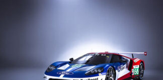 Be Amongst The First To See The All-new Ford Gt Fia World Endurance Championship Challenger