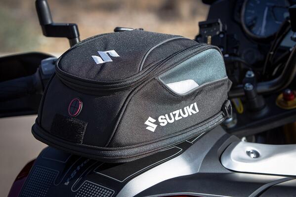 Save With Suzuki V-strom Accessory Packs
