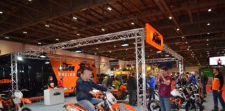 See And Feel The Ktm 2015 Street Range At London Excel In February