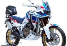 Single Luggage Solution For Honda Africa Twins