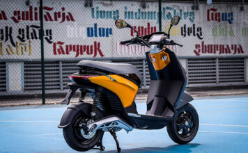 """Tik Tok Preview For """"one"""", The New Electric Scooter From Piaggio"""