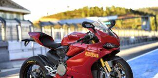 Pirelli Diablo™ Supercorsa Sp Is The Original Equipment For The Ducati 1299 Panigale