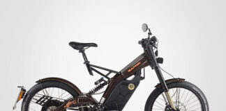 The New Bultaco Albero: The Moto-bike Concept Hits The City