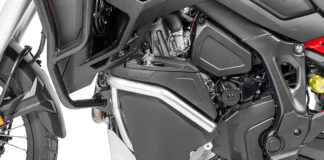 Touratech Toolbox For Honda Africa Twin And Yamaha T7