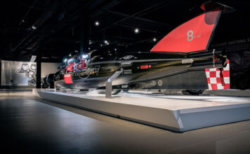 Triumph Motorcycles Factory Visitor Experience Reopens With New Landspeed Exhibition