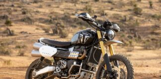 Triumph Motorcycles Confirm Their Return To The Off Road Endurance Racing World