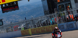 Tuuli Back With A Bang As He Leads Friday Running In Worldssp At Aragon