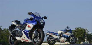 Suzuki Unveils New 30th Anniversary Gsx-r Livery