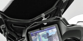 Secure Your Bmw Rt Sat Nav With Wunderlich