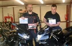 Datatool Appoints Blackwater Motorcycles As Eire Distributor