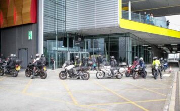 Record Breaking Crowd For London Motorcycle Show