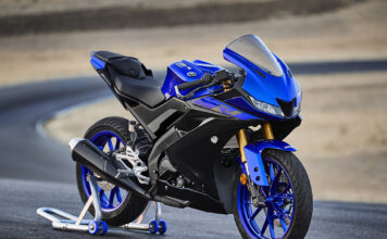 Yamaha Introduces An All-new 2019 Yzf-r125: Faster And Sharper