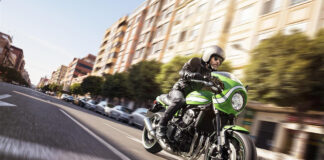 Z900rs Cafe Displays True Spirit At Eicma Show Debut