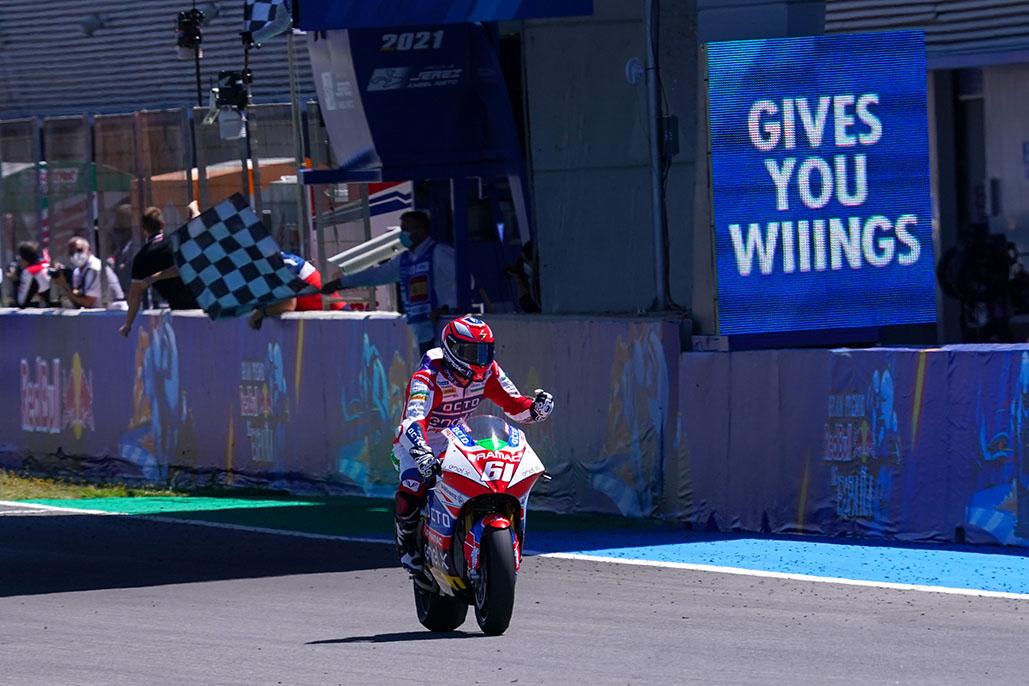 Zaccone In The Zone: Italian Takes Impressive First Motoe Victory In Jerez