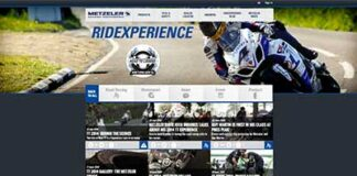 New Brand Positioning For Metzeler, For Over 150 Years The Two Wheels Specialist