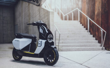 Husqvarna Motorcycles To Offer Electric Scooter As Part Of Its E-mobility Range