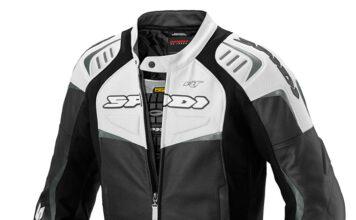 Spidi R/t Leather Jacket