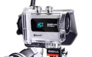 Sena Prism Bluetooth Action Camera