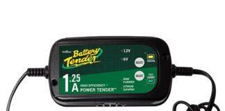 Battery Tender 1.25 Amp Dual Selectable Power Tender