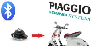 Piaggio 'tune-up' Their Scooters