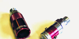 Quick-release Brake Coupling From Venhill