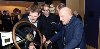 F1 Champions John Surtees And Emerson Fittipaldi Head Sensational Line-up