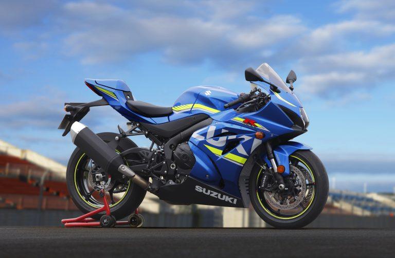 New Gsx-r1000 Concept Headlines Eicma