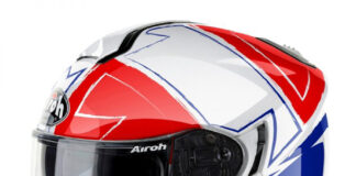 New 2017 Airoh St 701 Helmet Now Available In The Uk