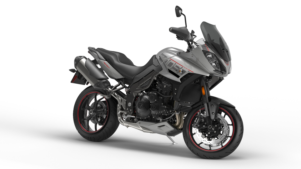 Triumph To Unveil New Tiger Sport Exclusively At 2016 London Motorcycle Show