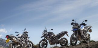 Record Uk Sales Figures Sees Triumph Takes The Top Spot