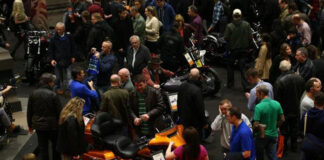 Mcn London Motorcycle Show Enjoys Largest Ever Attendance