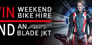 Win Weekend Bike Hire And An Rst Blade Jacket