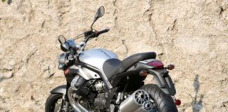 New Moto Guzzi Models – Griso 8v S.e.