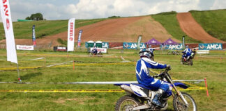 Ride Off-road With The Yamaha Amca Mx Experience