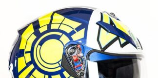 Agv K3 Sv Rossi Replicas – Available Now