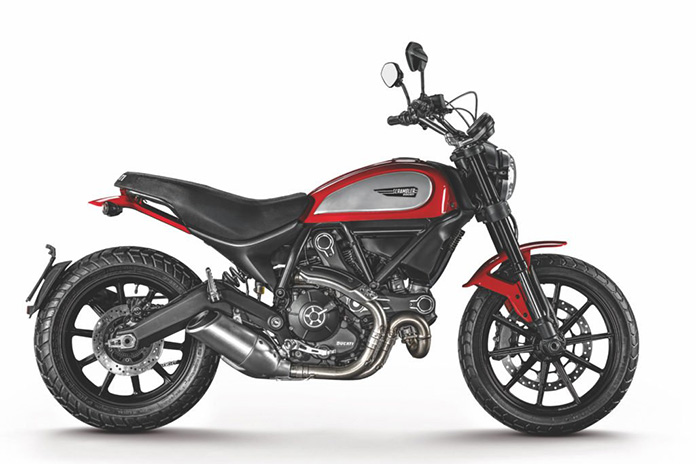0% Apr Finance Now Available On Selected Ducati Scramblers