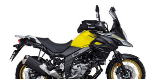 Suzuki Announces Pricing For New V-strom 650 And V-strom 1000