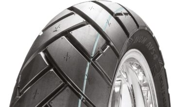 Avon Tyres Trailrider Fitment Launched For Honda's Africa Twin