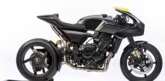 Cb4 'interceptor' Concept Adds Futuristic Extra Dimension To Honda's Eicma Line-up