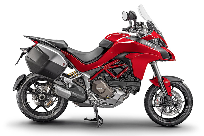 £1000 Deposit Contribution Or £1000 Ducati Performance Voucher On All New Multistrada 1200