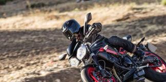 Special Edition Triumph Street Triple Rx Black Announced