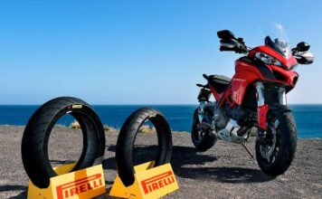Scorpion ™ Trail Ii, The Latest Tyre From Pirelli, Opens The Path To Adventure, Equipping The New Ducati Multistrada 1200