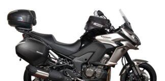 Kawasaki Versys 1000 – New Shad Luggage Fitting Kits
