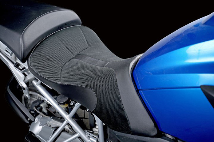 Airhawk Integrated Seats For Bmw R1200 Gs